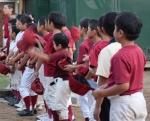 少年野球千葉県選手権大会(ろうきん旗)の出場が決まりました